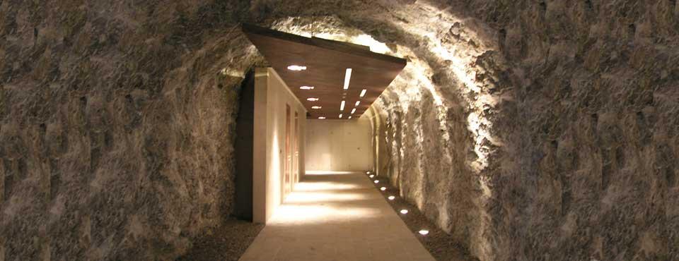 Klause Rabenstein Tunnel